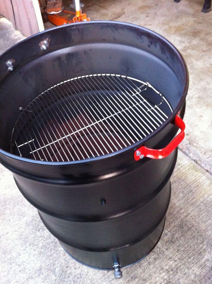 Best 25 55 gallon drum ideas on pinterest 55 gallon 55 for Metal 55 gallon drum