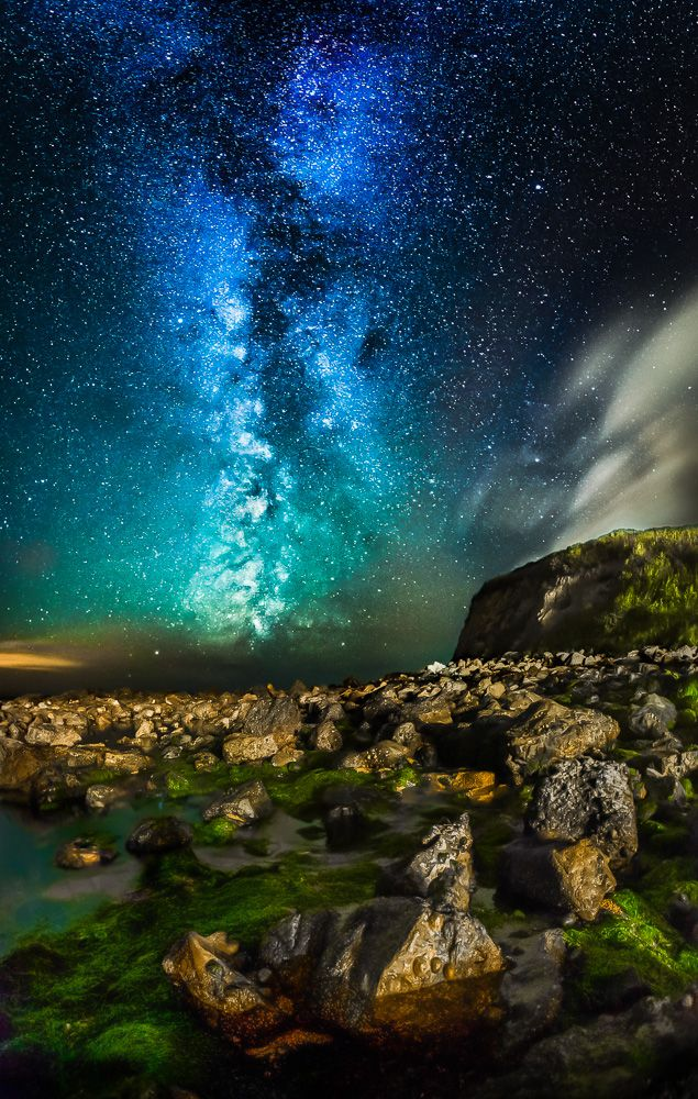 seascape milky way.jpg (635×1000)
