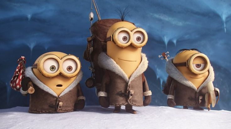 (Minions) - https://t.co/7lC3OCnYNX
