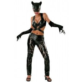Deluxe Ladies Size Large 14 - 16 Hali Catwoman Costume