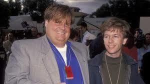 """Let us not forget the late Chris Farley and the best """"tag team"""" comedy duo with David Spade."""