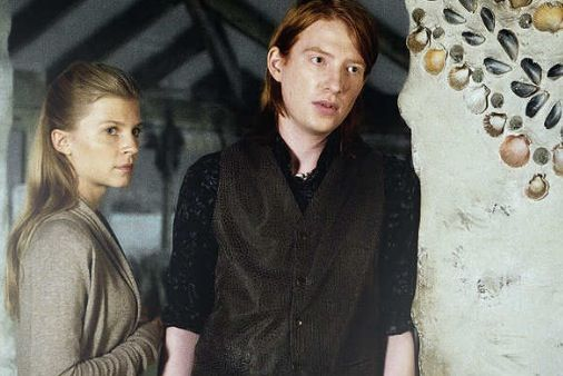 Bill and Fleur Weasley - Harry Potter and the Deathly ...
