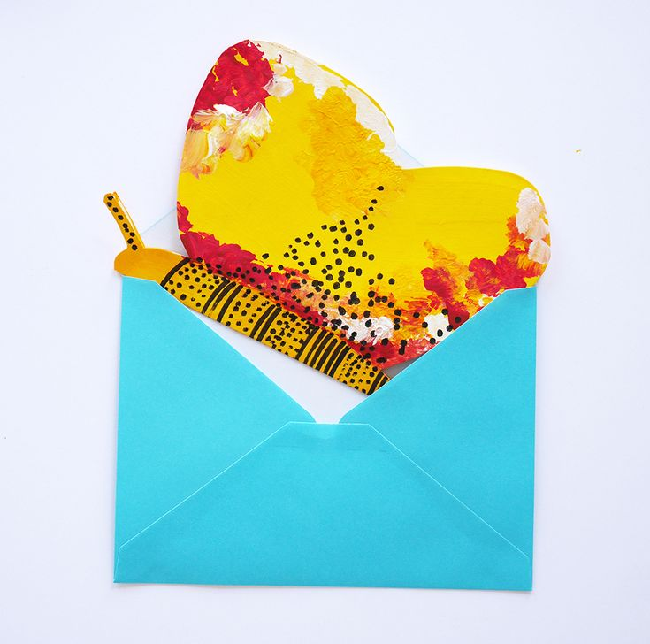 BEAUTIFUL PAINTED HANDMADE BUTTERFLY CARDS