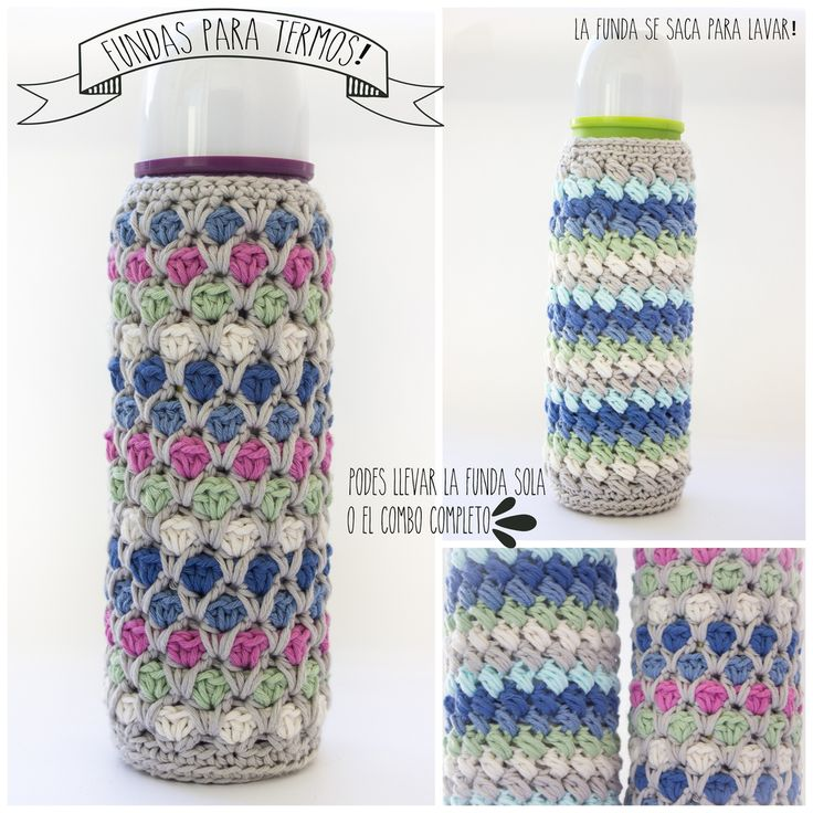 380 best Cubre Tazas, Macetas y Cuencos a Crochet images on ...