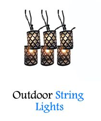 There are many types and kinds of led string lights battery operated for outdoor use. One type is the solar string lighting.