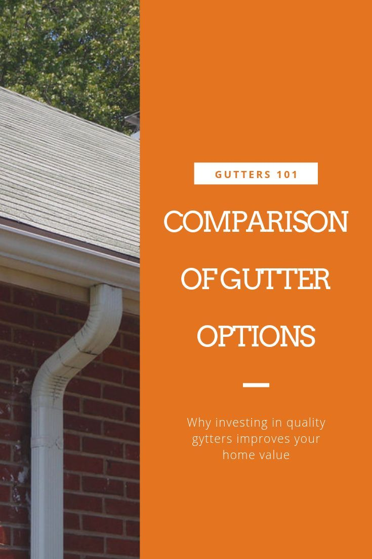 The Importance Of Clean High Quality Gutters Gutters Exterior Renovation Curb Appeal