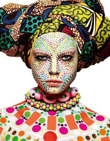 """Africa Fashion Week NYC: """"If you are not inspired. You'll expire."""" Adiat Disu"""