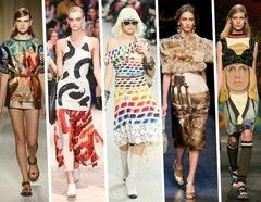 Spring/Summer Fashion Trends 2014 For Her - Artistic Style