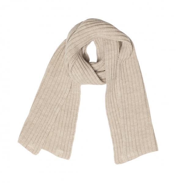 Rib scarf