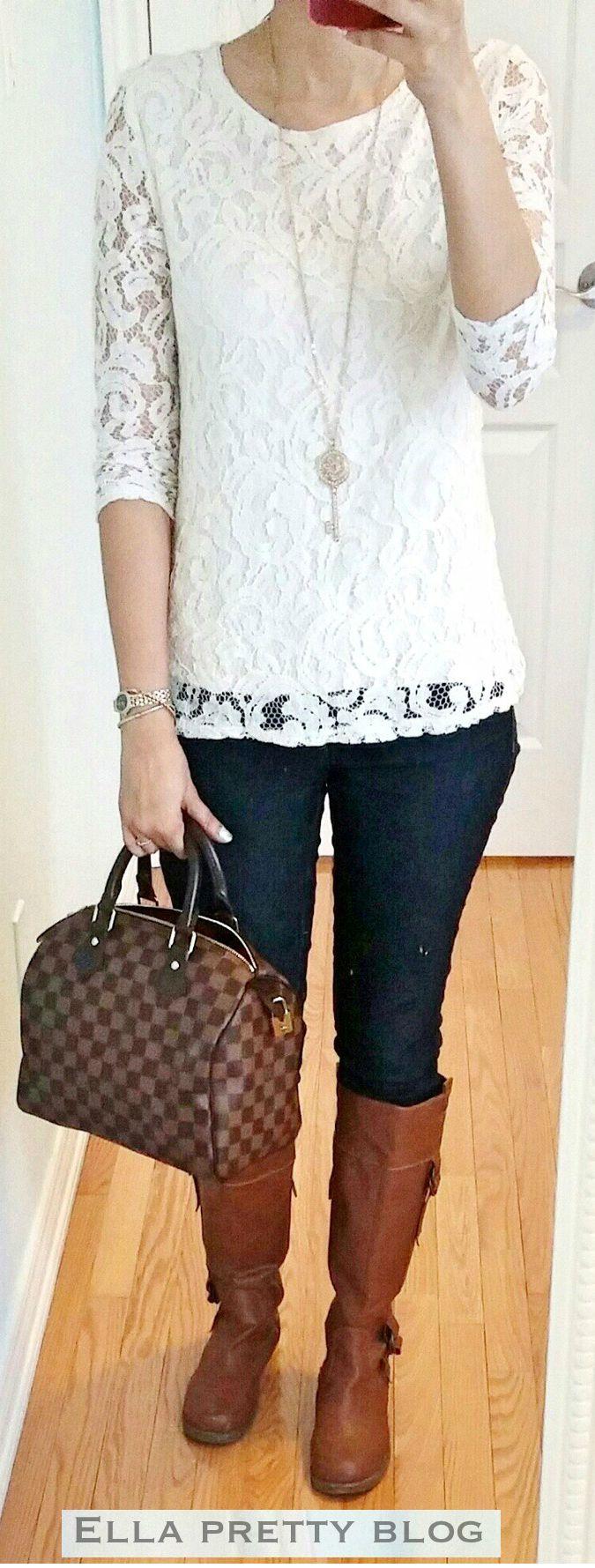 A Tale of Two Bags - Louis Vuitton Speedy 25 in Damier Ebene | Ella Pretty