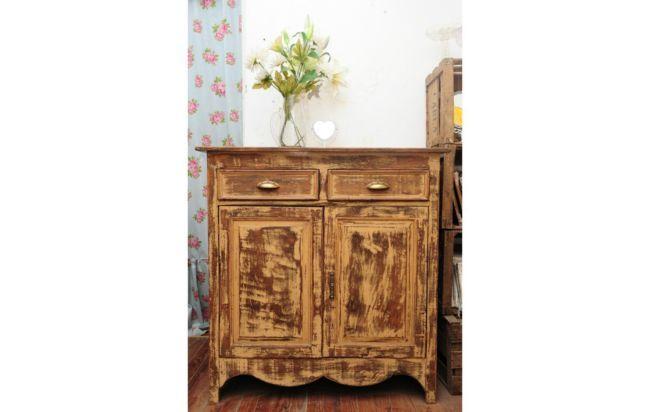 Antiguo aparador. Decoración Estilo Campo para tu casa en http://www.alamaula.com/q/muebles+rusticos/S9G1F1 #Decoración #Hogar #Country #Campo #Tendencias