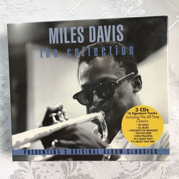 Miles Davis The Collection 3 CD Set Jazz New Sealed Free Shipping | Music, CDs | eBay!
