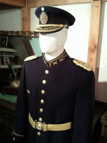 Argentine Army Artillery Colonels Ceremonial Dress