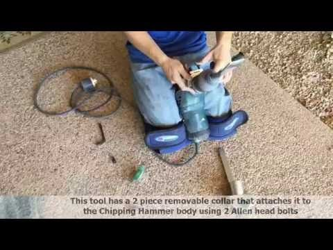 Dust Free Tile Removal Tool Comparison Review - DustRam® vs Dust Commander®