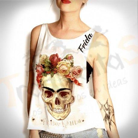 esqueleto sisa frida skull, te brinda personalidad y comodidad