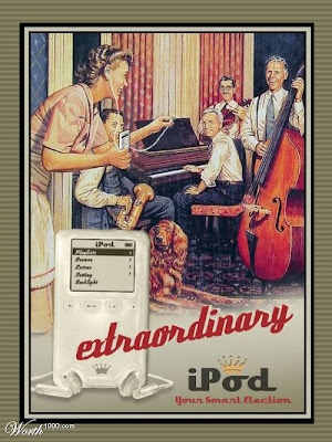 extraordinary ipod