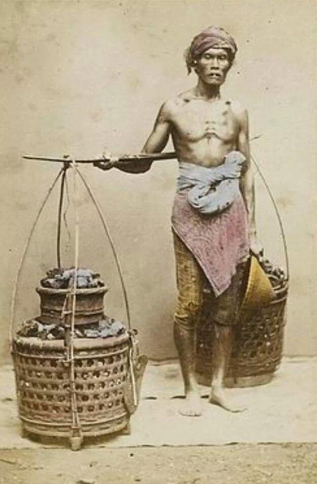 Tukang Arang 1867