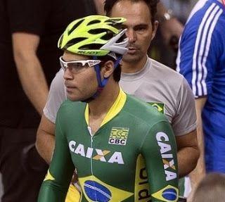 Blog Esportivo do Suíço: Cearense garante o Brasil no ciclismo de pista da Olimpíada após 24 anos