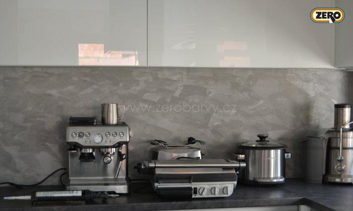 ZERO MagicTouch - realizace za kuchyňskou linkou