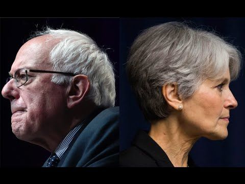 Jill Stein is Open to Collaborating With Bernie Sanders for Presidential...