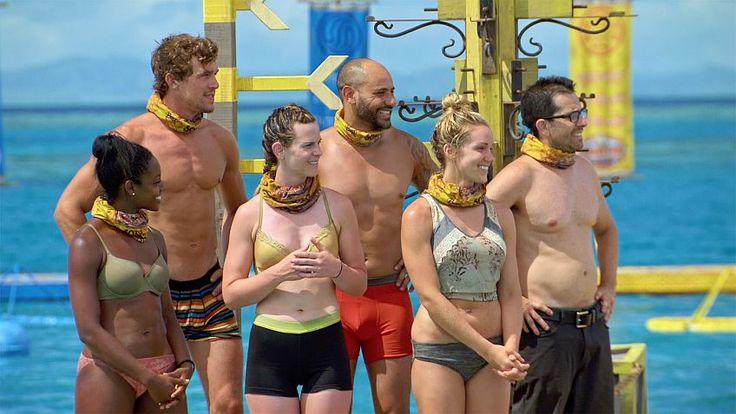 Survivor Season 36 Episode 1