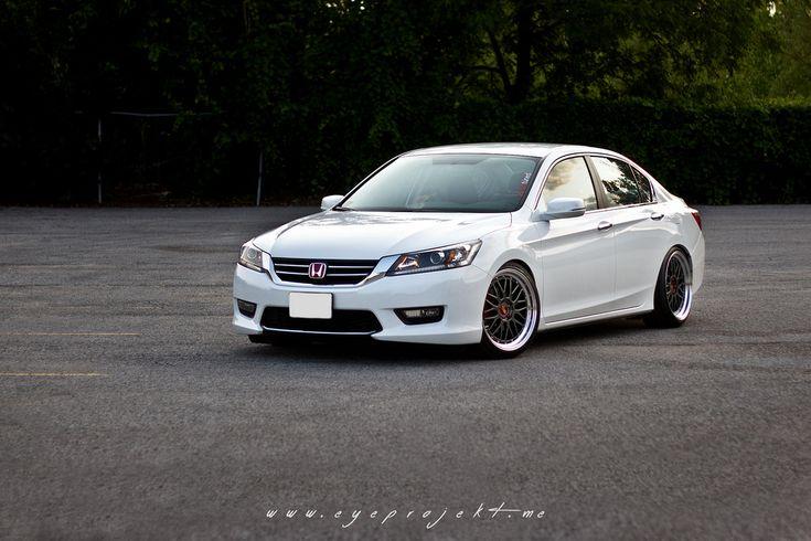 Honda Accord Jdm 2014
