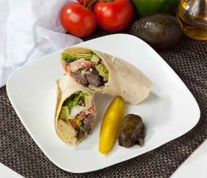 Chenjeh Wrap Traditional Dishes - Traditional Persian Dishes to Take Out, Catering