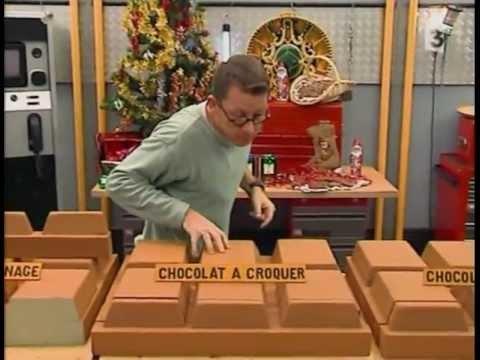 C'est pas sorcier - Le chocolat