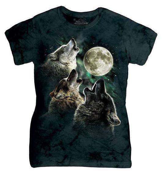Three Wolf Moon Women's T-Shirt
