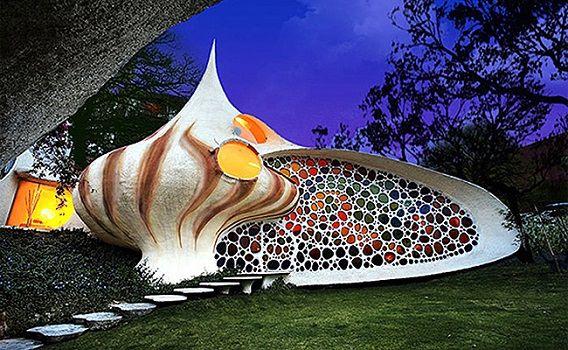 As 10 Construcoes Mais Estranhas Do Mundo Arquitetura Organica