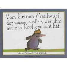 Image result for wolf erlbruch maulwurf