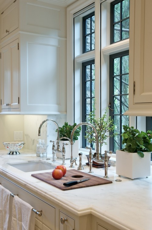 Love The Kitchen Windows