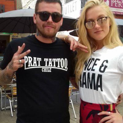 vesta lugg camilo prat tatuajes siete mares tattoo #chiletattoo #tatuajesprat #sietemarestattoo