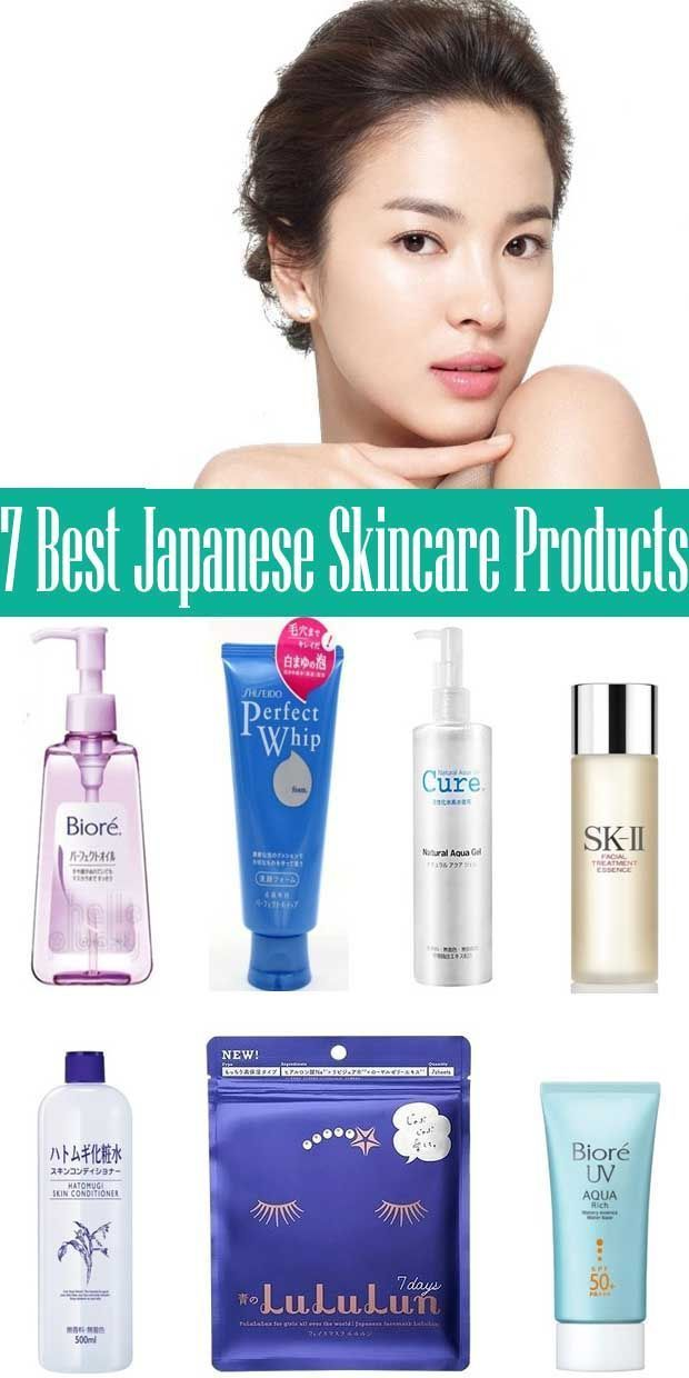 7 Amazing Japanese Skin Care Product For Acne Prone Skin You