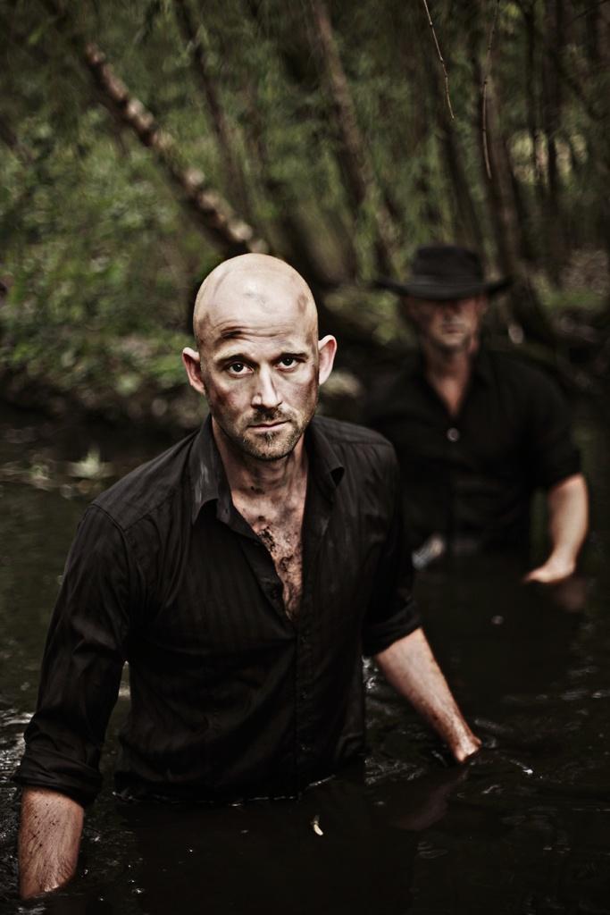 working men in swamp/ vol 2