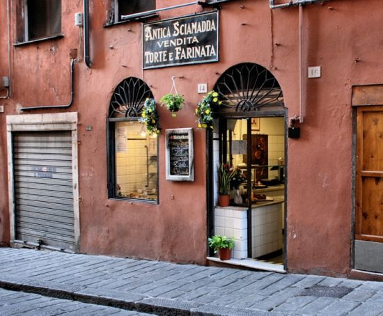 Antica Sciamadda Genova (GE) Via San Giorgio, 14/R Tel.0102468516