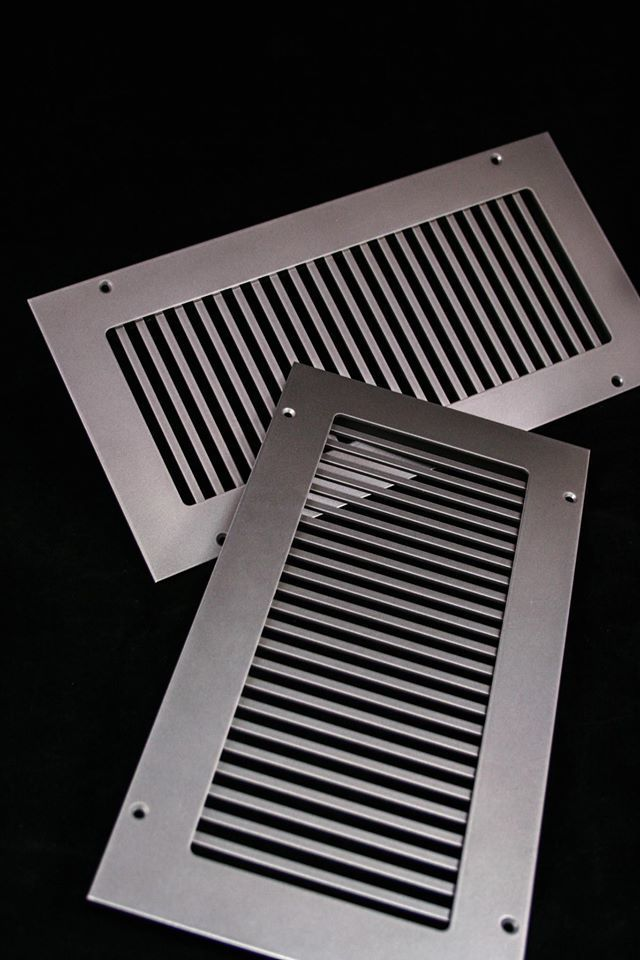 Pro Vertical Gold Series Registers And Returns Decorative Vent Cover Wall Vent Covers Wall Vents