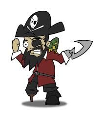 Image result for tall pirate treasure cartoon