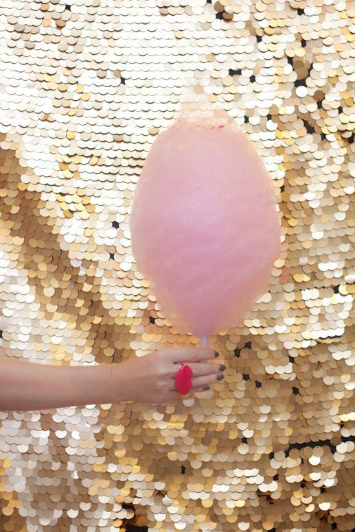 cotton candy magic by bon puf!