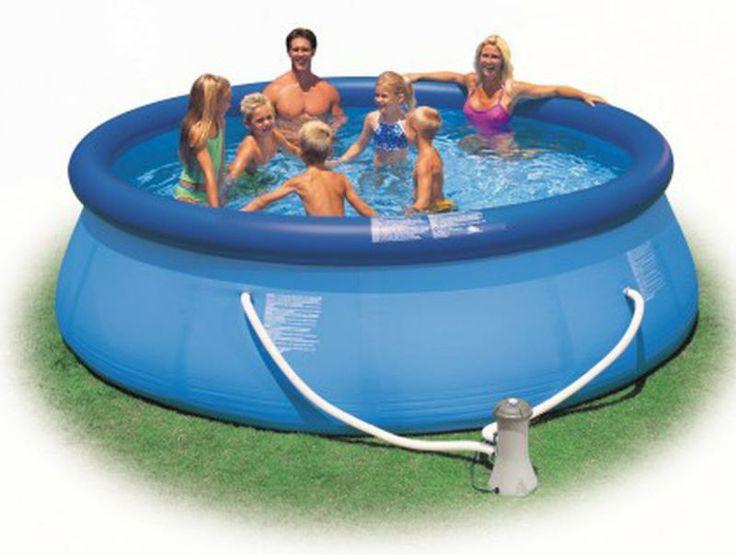 Die besten 25+ Filterpumpe pool Ideen auf Pinterest Whirlpool - garten pool aufblasbar