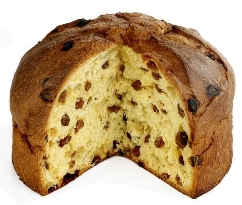 Tradiční italský vánoční moučník. Tento sladký chlebíček patří mezi nejoblíbenější vánoční moučníky v Itálii. Hned v závěsu za ním si získal velkou oblibu sladký chléb Pandoro.