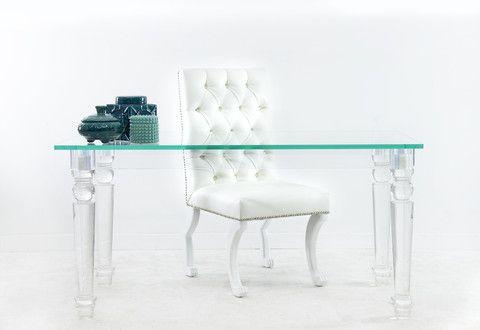 Beverly Hills Lucite Desk | ModShop