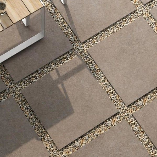 Modern Smokey Grey Anti Slip Exterior Outdoor Floor Tiles Extra Thick Porcelain Etrvria From Direct Tile Warehouse In 2020 Exterior Tiles Black Floor Tiles Tile Samples