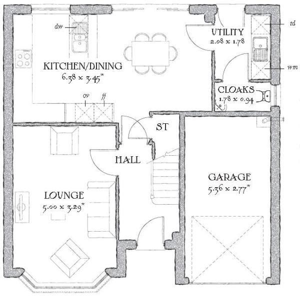 Images for redrow oxford floor plan myfashionstk – Redrow Cambridge House Floor Plan