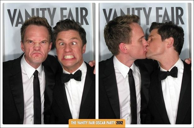 That time this happened after the Oscars. | 23 Times Neil Patrick Harris Did Something Legendary In 2012