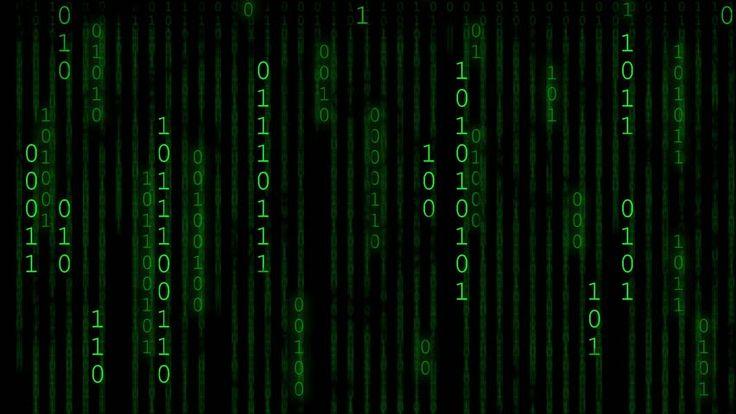 Matrix Binary Code Screensaver | Download image Matrix Binary Code PC, Android, iPhone and iPad ...