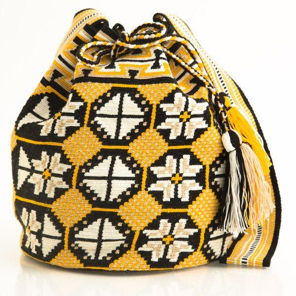 These Premium Handmade Wayuu Bags Now 25% off!! #Bolsa Wayuu – #WAYUUTRIBE | Handmade Bohemian #Bags #FW14 #TREND #BAGGU #STREETSTYLE #BIKINI