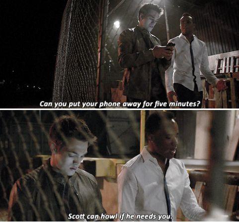 "#Teen Wolf Season 5 Episode 4 ""Condition Terminal"" Mason and Liam Dunbar"