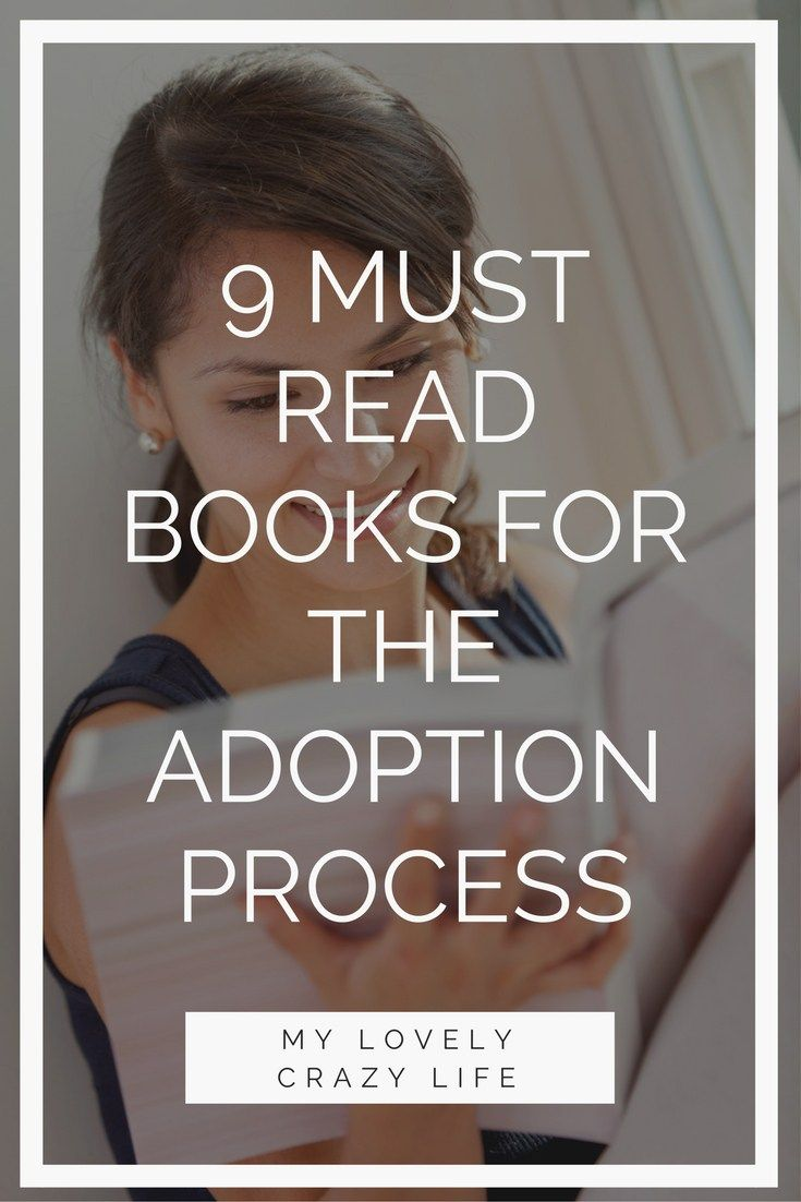 9 must read books for the adoption process