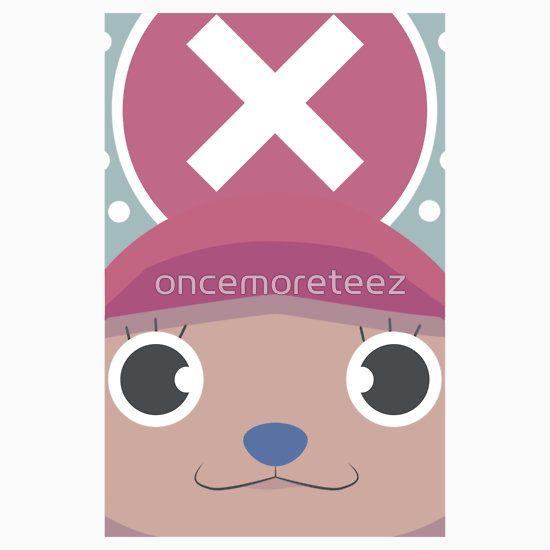 Tony Tony Chopper New World Face, One Piece Anime and Manga